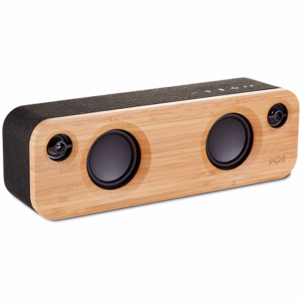 House of Marley bluetooth speaker Get Together Mini (Zwart)