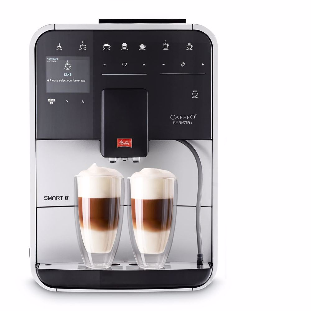 Melitta volautomatische espressomachine Barista Smart T F831-101