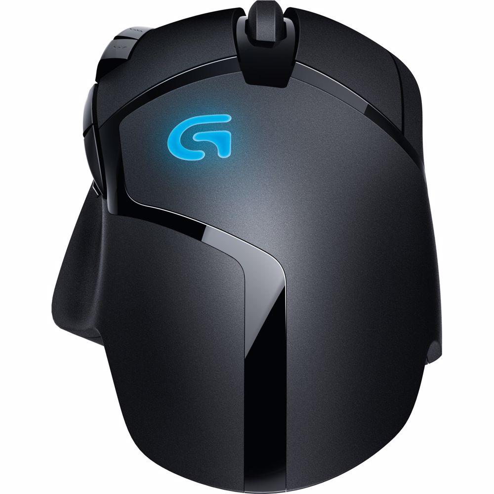 Logitech gaming muis G402 Hyperion Fury