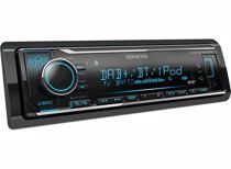 Kenwood audio DAB autoradio KMM-BT504DAB