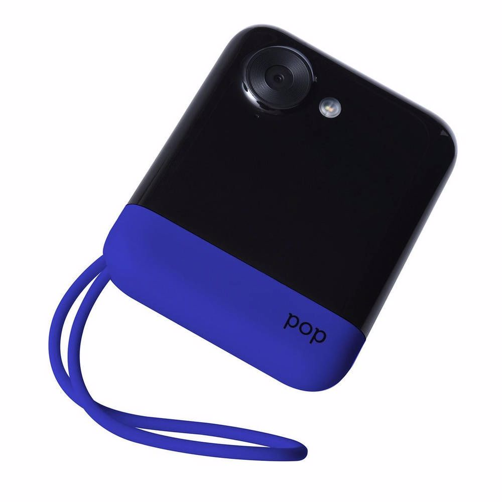 Polaroid POP instant compact camera (Blauw)