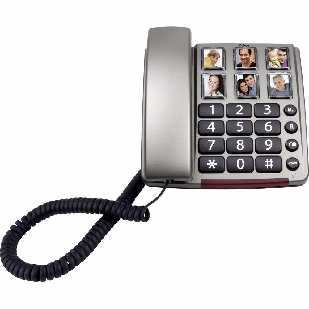 Profoon seniorentelefoon TX-560