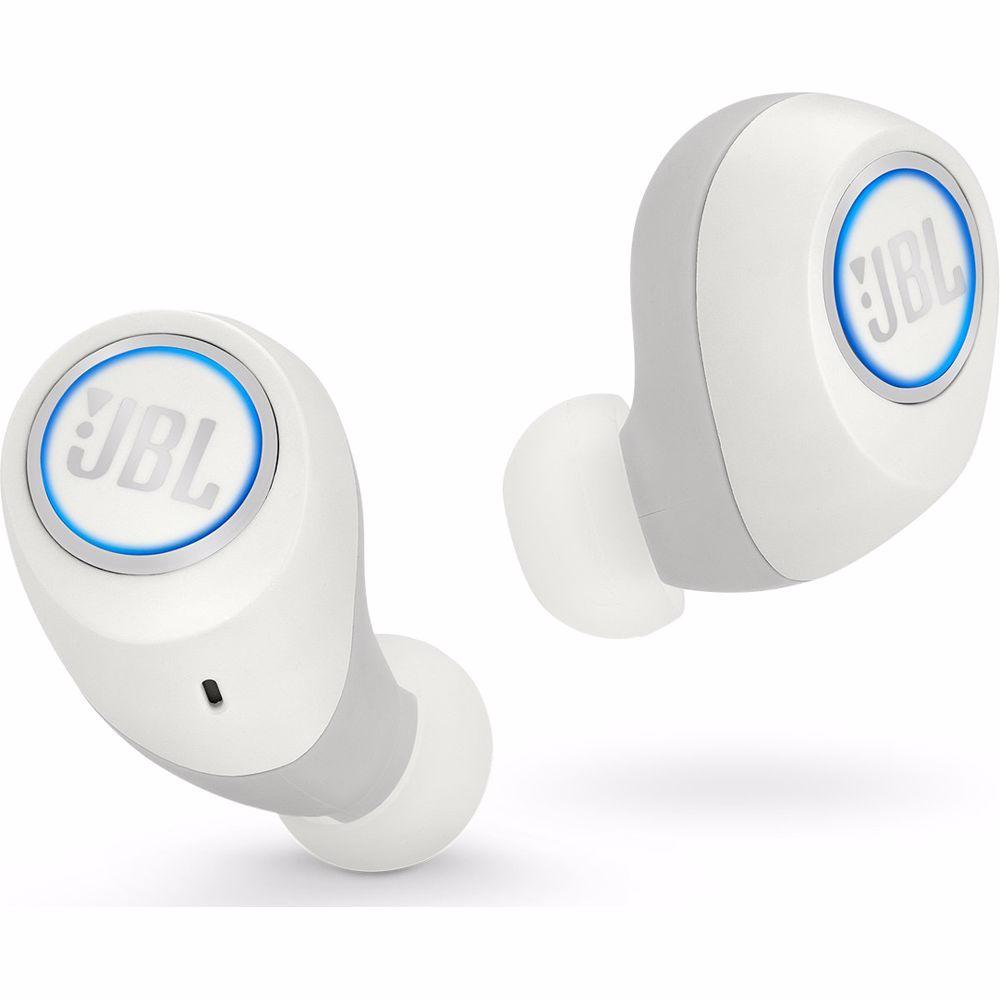 JBL draadloze hoofdtelefoon FREE X (Wit)