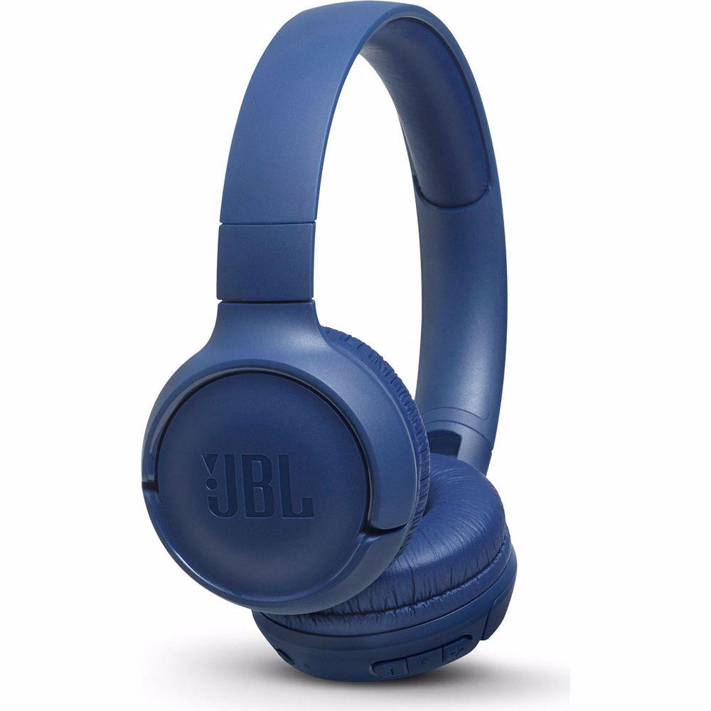 JBL draadloze hoofdtelefoon Tune 500 T500BT (Blauw)
