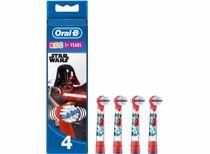 Oral-B opzetborstels Kids Star Wars (4 stuks)