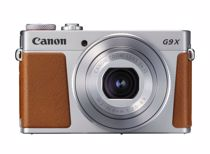 Canon compact camera POWERSHOT G9X Mark II SILVER