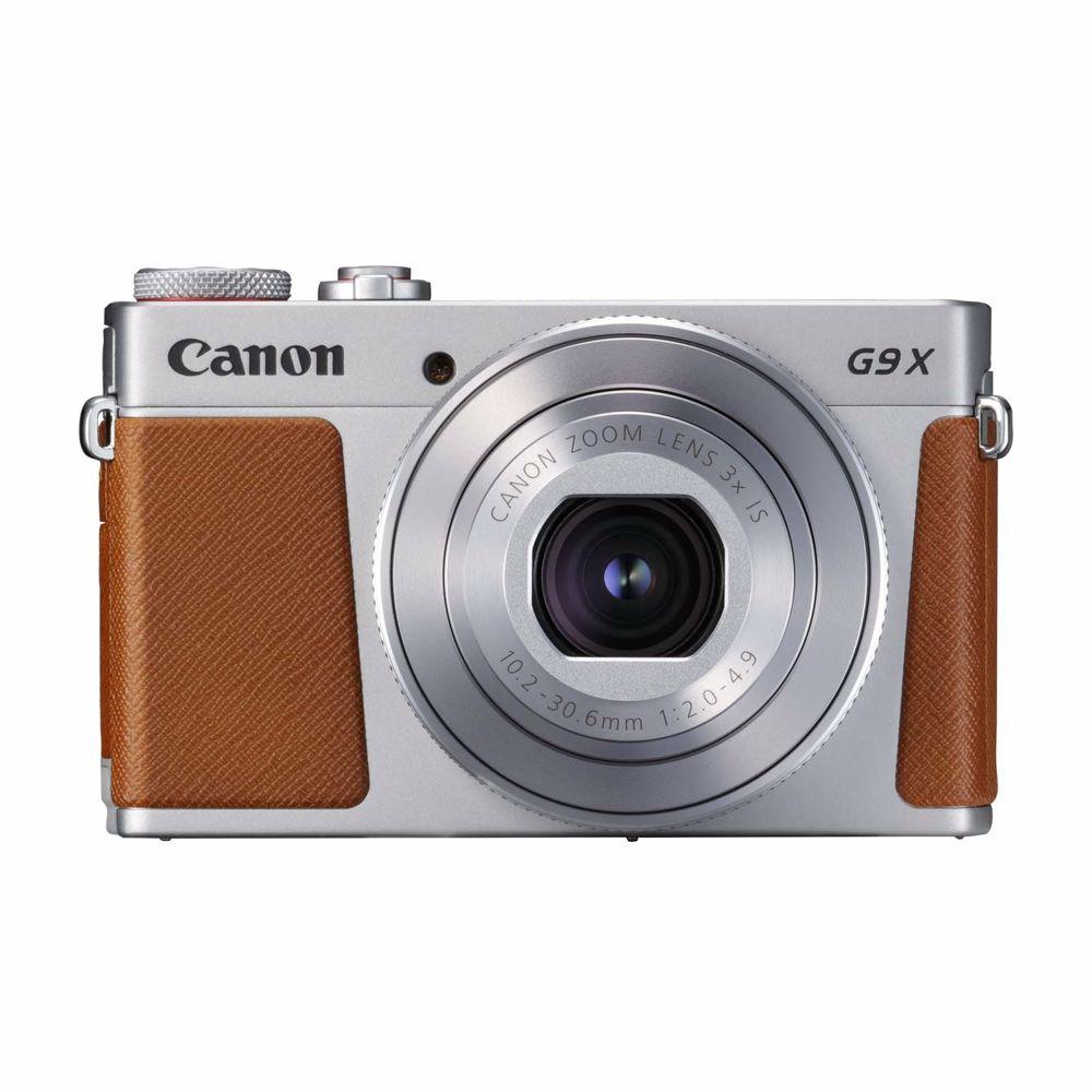 Canon compact camera POWERSHOT G9X Mark II SILVER