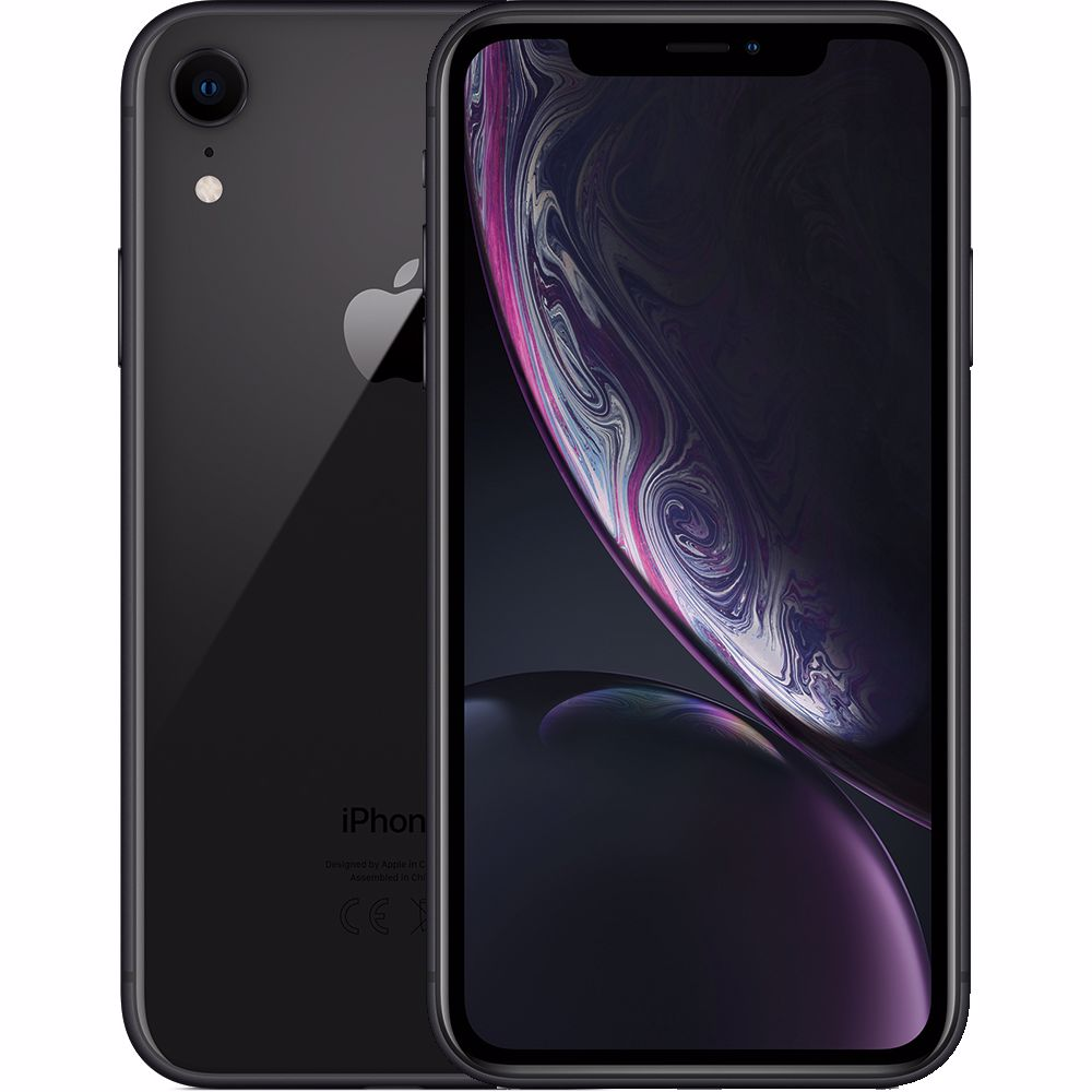 Apple iPhone Xr 64GB (Zwart)