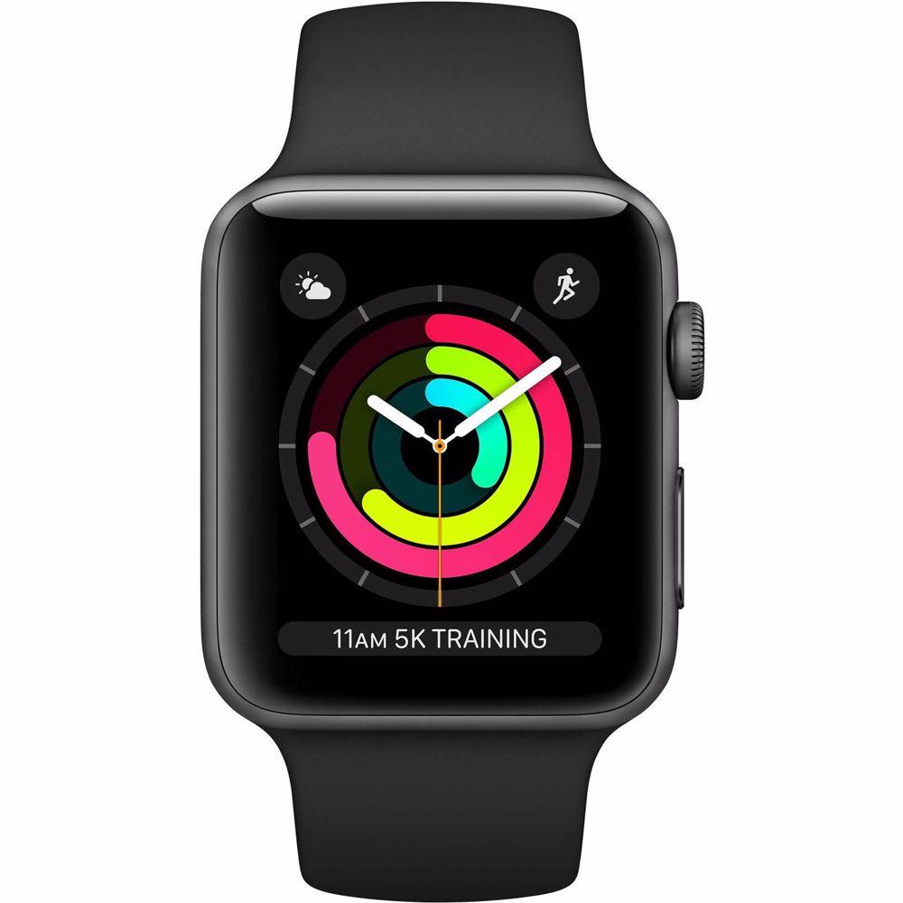 Apple smartwatch MTF02ZD/A Watch 3 38mm Spacegrey