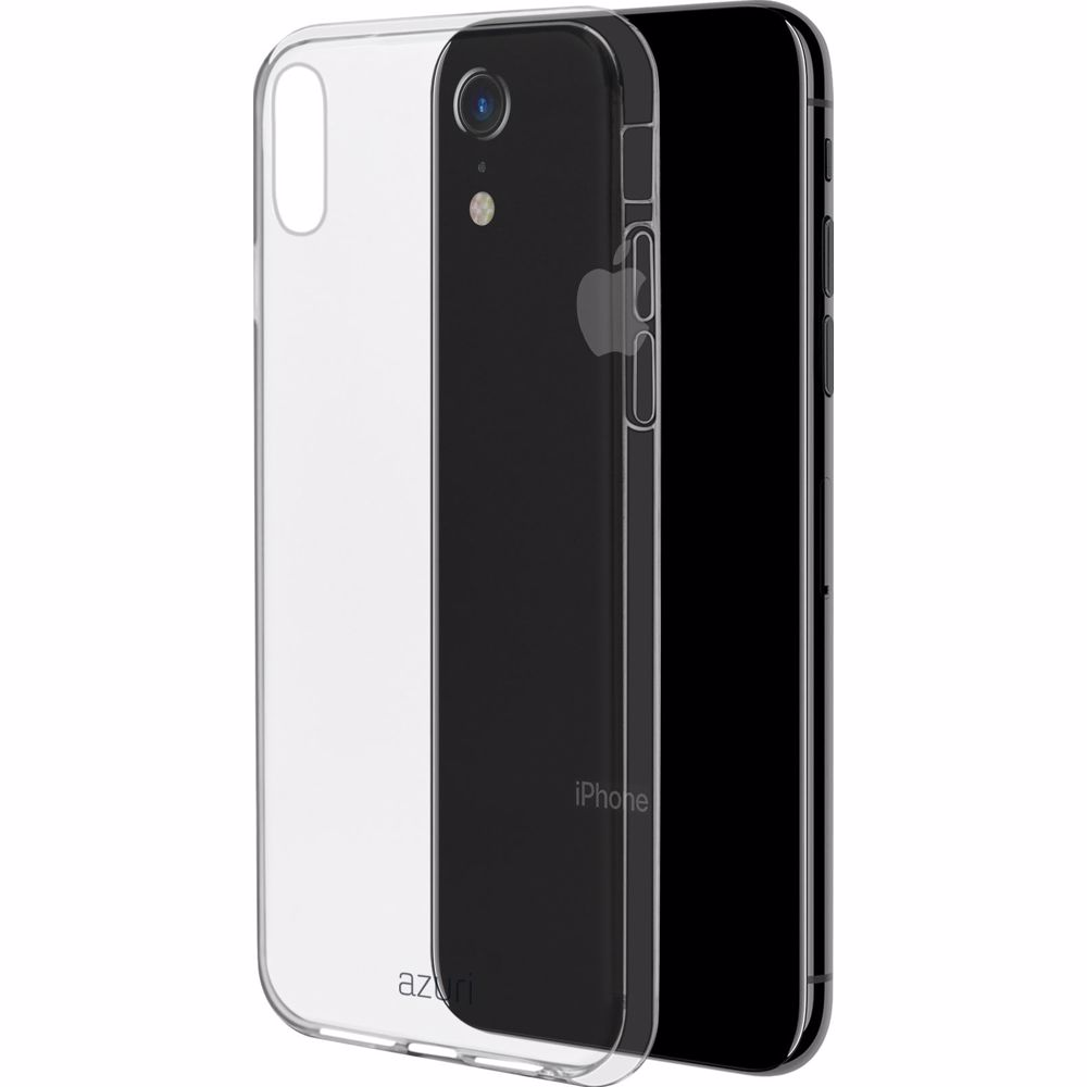 Azuri telefoonhoesje TPU CASE iPhone XR