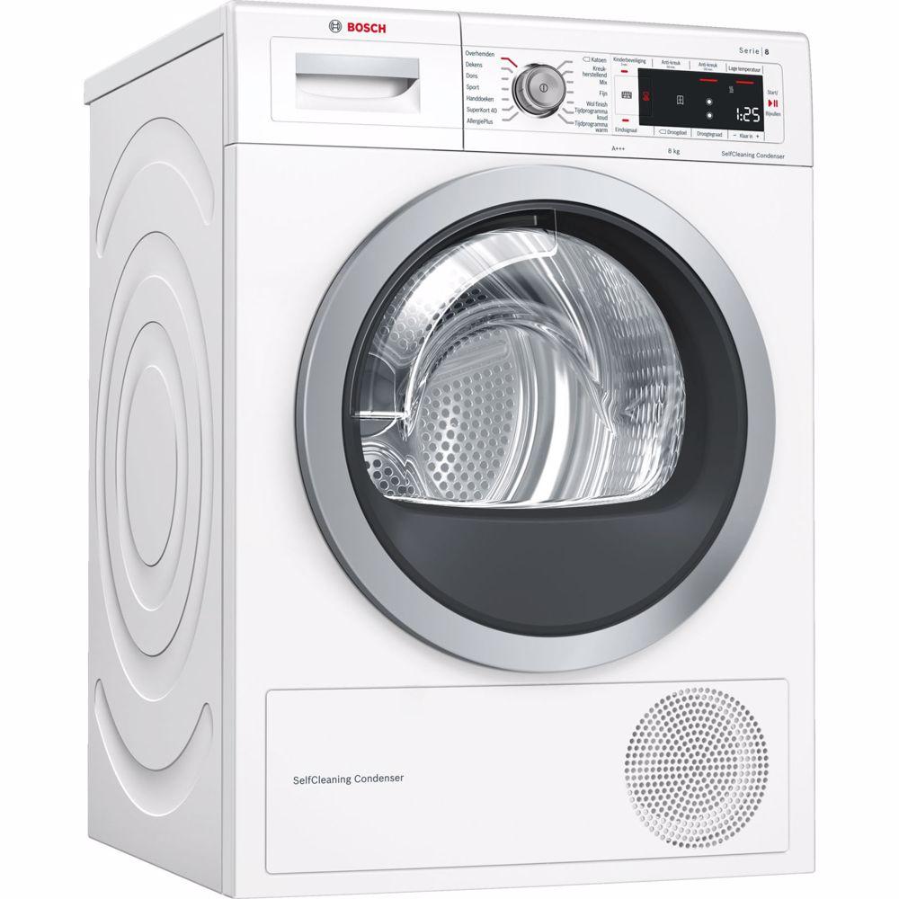 Bosch warmtepompdroger WTW8756ENL