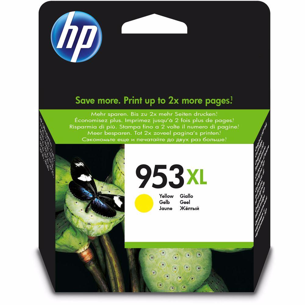 HP cartridge 953 XL (geel)