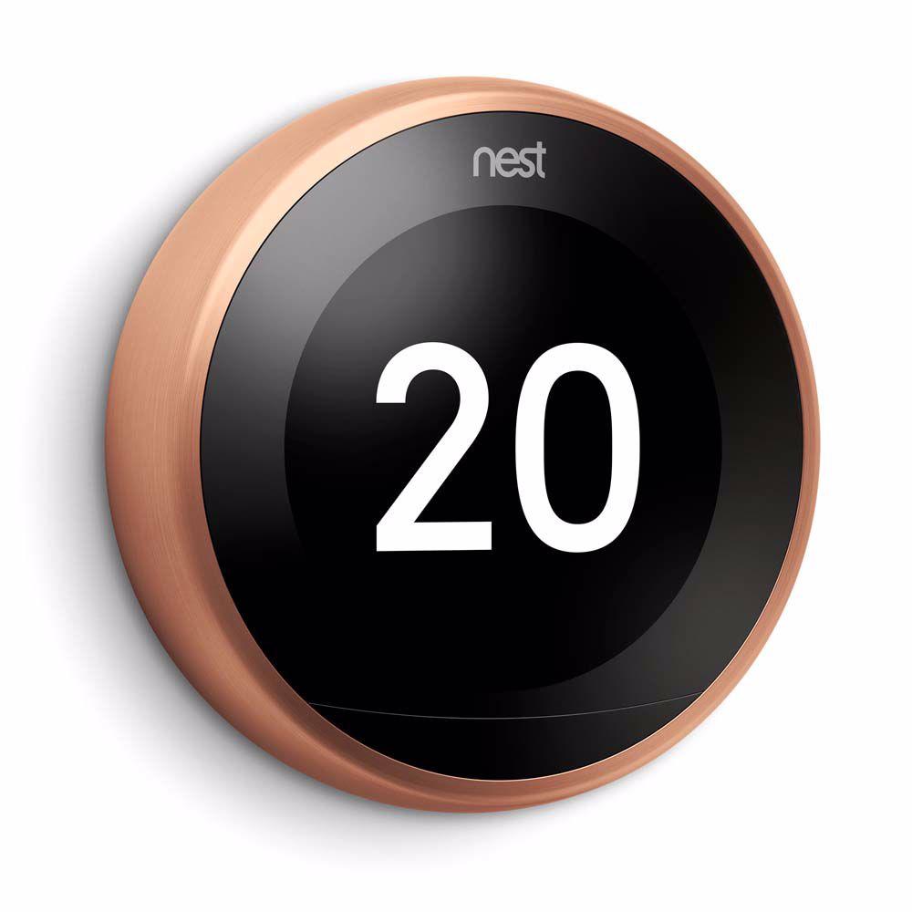 Nest Thermostat 3rd Gen (Koper)