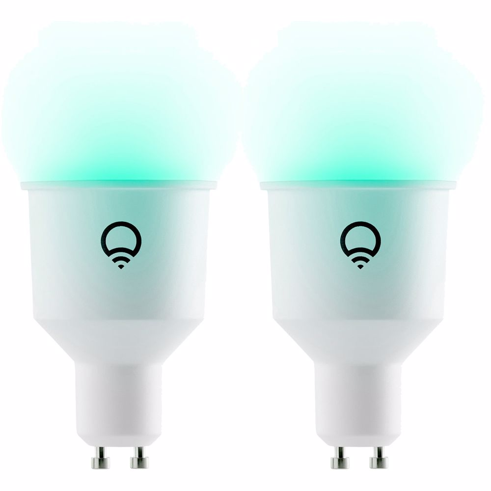 LIFX Colour & White GU10 2-pack