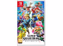 Super Mario Smash Bros Ultimate Switch