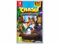 Crash Bandicoot N.sane Switch