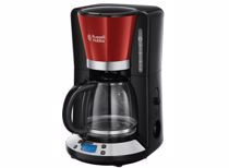 Russell Hobbs koffiezetapparaat Colours Plus 24031-56 (Rood)
