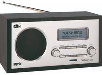 Imperial DAB radio DABMAN 30 (Zwart)