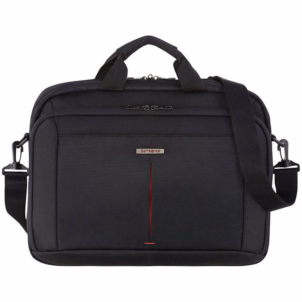 Samsonite laptoptas GuardIT 2.0 Bailhandle 15.6 inch (Zwart)