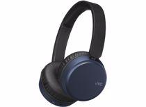 JVC draadloze hoofdtelefoon HA-S65BN-AU (Blauw)