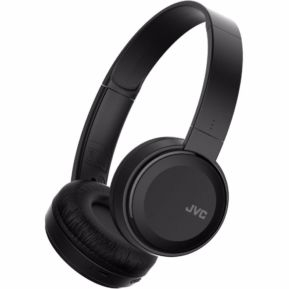 JVC draadloze hoofdtelefoon HA-S30BT-B-E (Zwart)