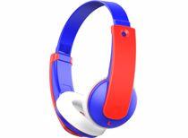 JVC draadloze kinder hoofdtelefoon HA-KD9BT-P-E (Blauw)