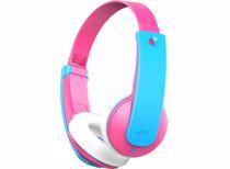 JVC draadloze kinder hoofdtelefoon HA-KD9BT-P-E (Roze)