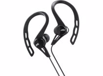 JVC in-ear hoofdtelefoon HA-ECX20-B-E (Zwart)