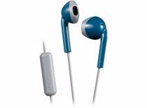 JVC in-ear hoofdtelefoon HA-F19M-AH-E (Blauw/Grijs)