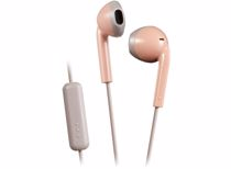 JVC in-ear hoofdtelefoon HA-F19M-PT-E (Roze/Bruin)