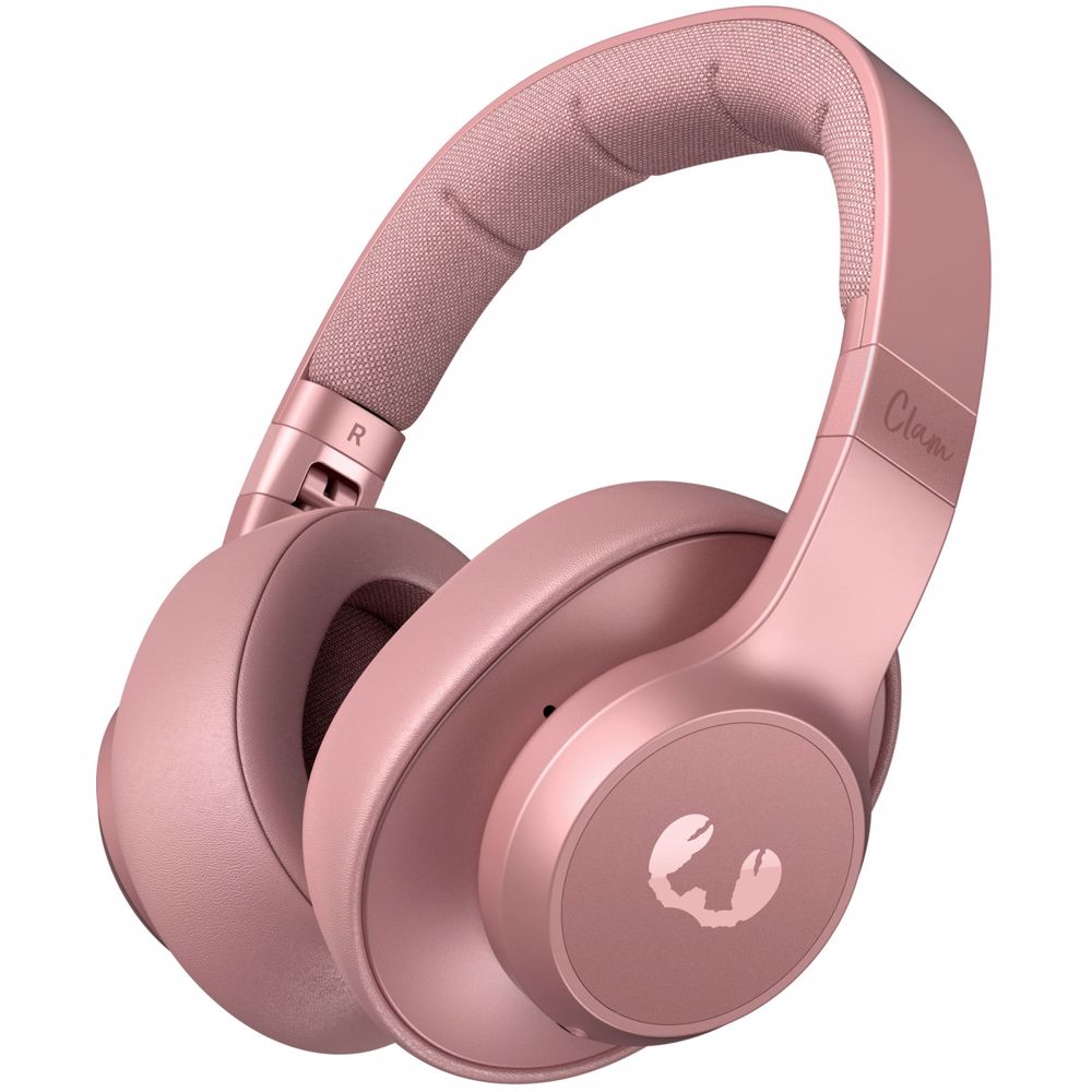 Fresh 'n Rebel draadloze hoofdtelefoon CLAM ANC (Roze)
