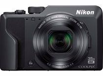 Nikon compact camera COOLPIX A1000 ZWART VQA080EA