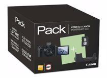 Canon compact camera POWERSHOT G5X PACK