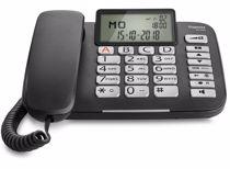 Gigaset DECT telefoon DL580 (Zwart)
