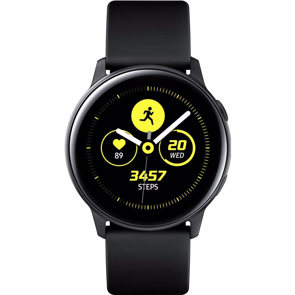 Samsung smartwatch Galaxy Watch Active (Zwart)