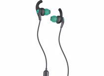 Skullcandy in-ear hoofdtelefoon Set (Grijs/Groen)