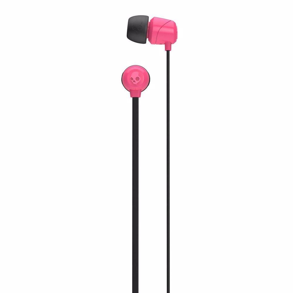 Skullcandy in-ear hoofdtelefoon Jib mic (Roze)