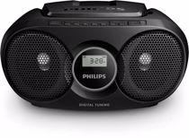 Philips radio/CD speler AZ215B/12 (Zwart)
