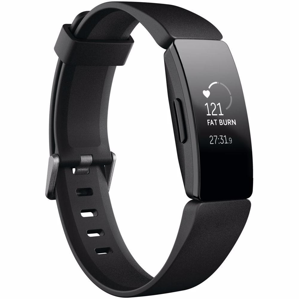Fitbit activiteitstracker Inspire HR (Zwart)