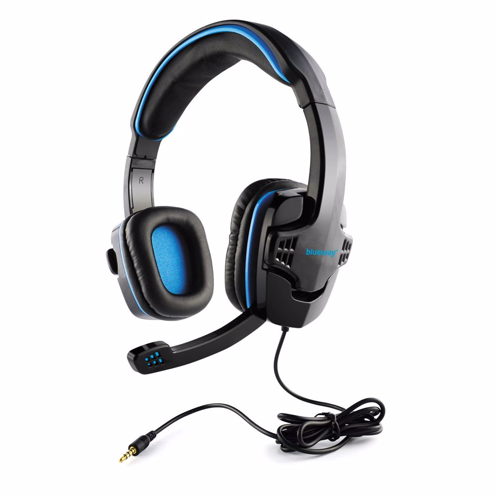 Bigben Blueway Stereo Gaming Headset PS4