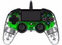 Nacon Bedrade Controller PS4 (Transparant Groen)