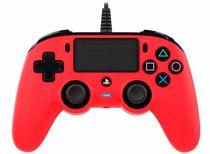 Nacon Bedrade Controller PS4 (Rood)