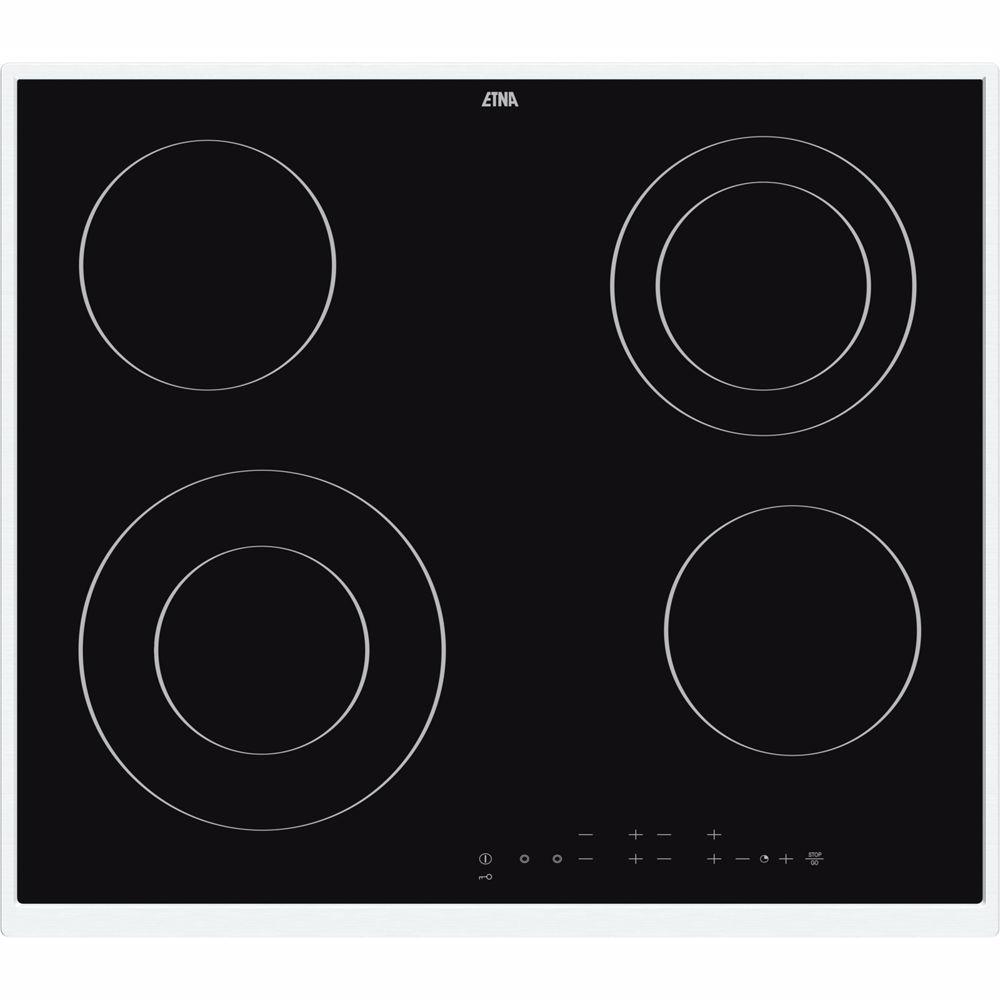 Etna keramische kookplaat  (inbouw) KC360RVS