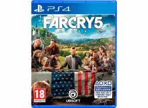 Ubisoft playstation 4 FAR CRY 5  STANDARD EDITION PS4
