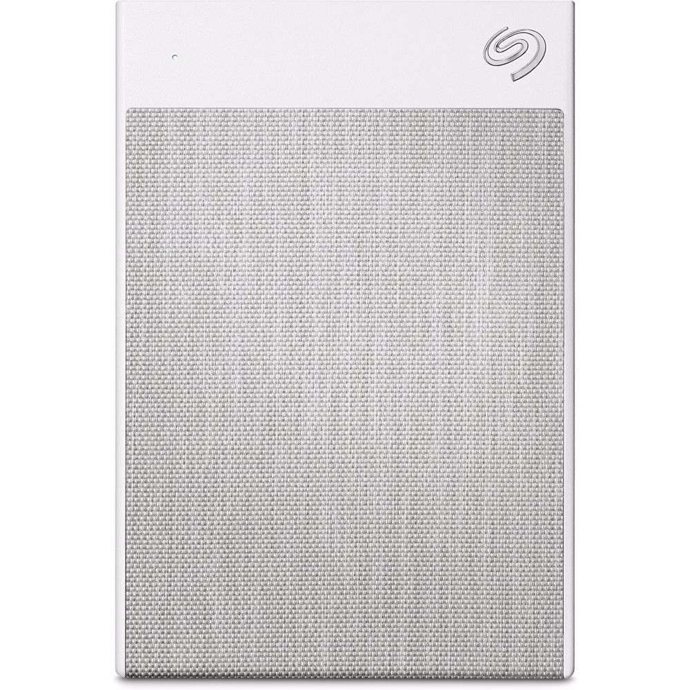 Seagate Backup Plus Ultra Touch externe harde schijf 2TB (Wit)