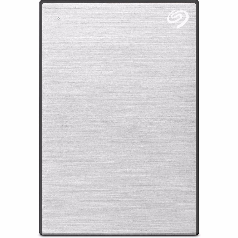 Seagate Backup Plus Portable externe harde schijf 4 TB (Zilver)