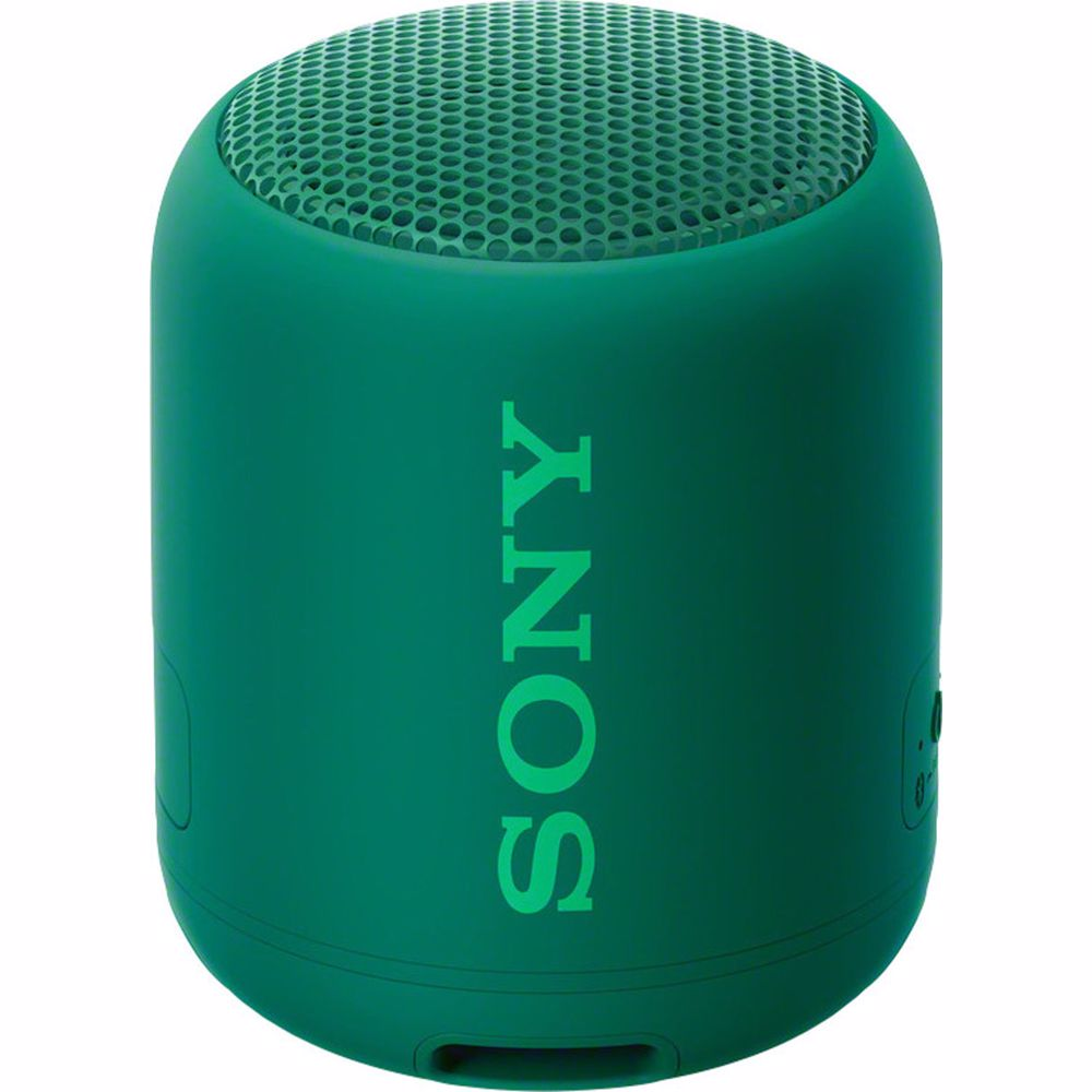 Sony bluetooth speaker SRSXB12 (Groen)