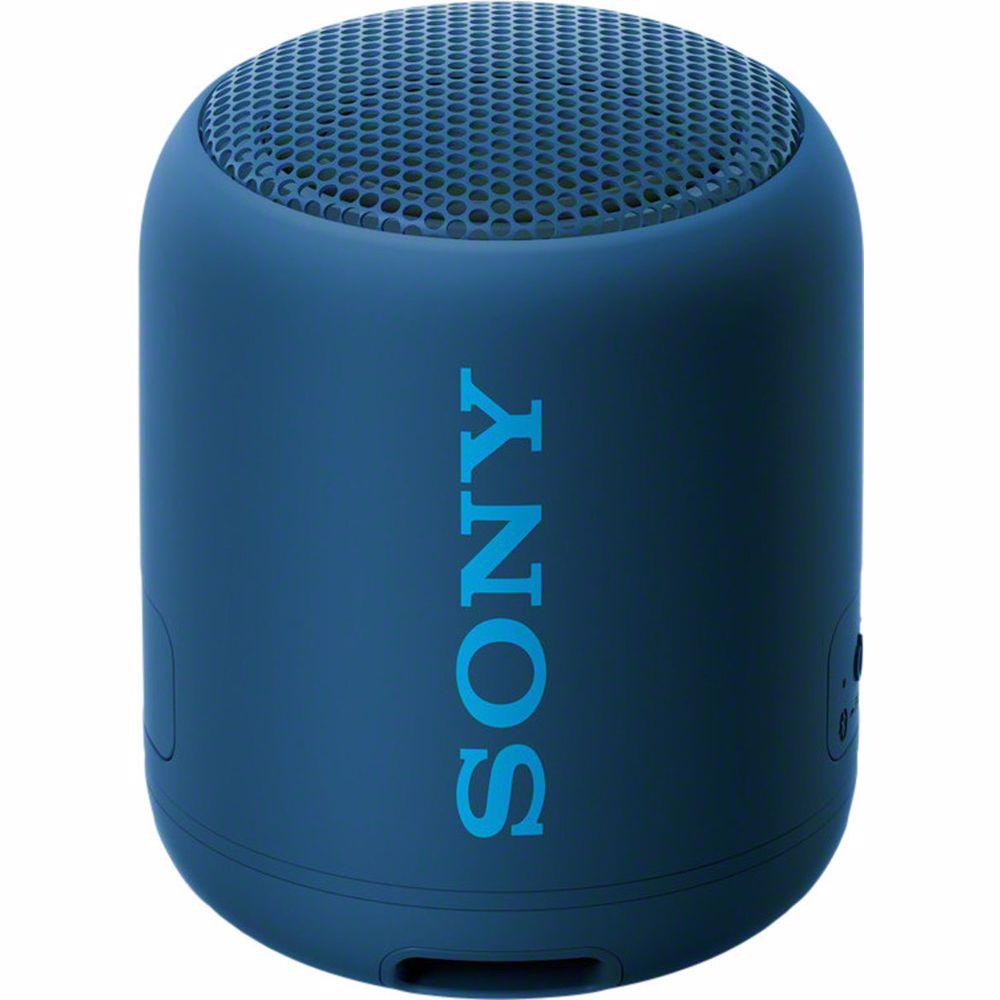 Sony portable speaker SRSXB12 (Blauw)