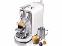Nespresso Sage koffieapparaat Creatista Plus (Wit)