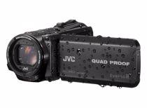 JVC camcorder GZ-R445BEU